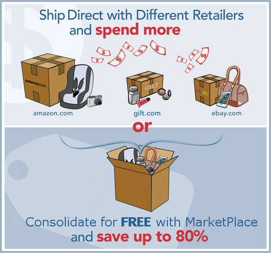 Ship Direct with Different Retailers and spend more